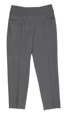 New Womens Ping Golf Pants 6 Gray S93400 MSRP $70