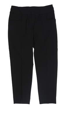 New Womens Ping Golf Pants 10 Black P93400 MSRP $70