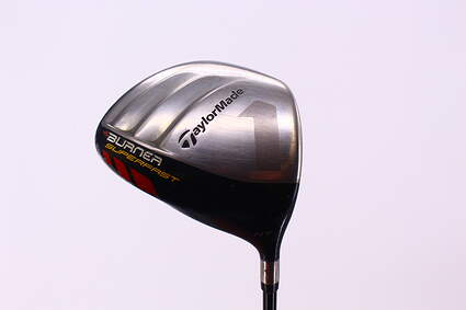 TaylorMade Burner Superfast HT Driver TM Matrix Ozik Xcon 4.8 Graphite Ladies Right Handed 45.0in