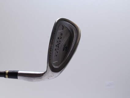 Cobra Gravity Back Single Iron Pitching Wedge PW 46° Stock Graphite Shaft Regular Right Handed 35.5in