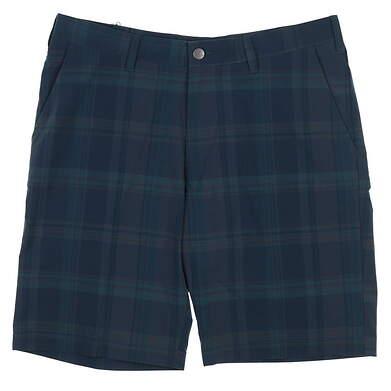 New Mens Adidas Plaid Golf Shorts 32 Multi B32364 MSRP $65