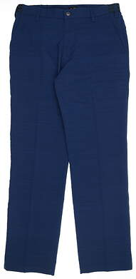 New Mens Adidas Fall Weight Pants 32 x32 Blue B38213 MSRP $100