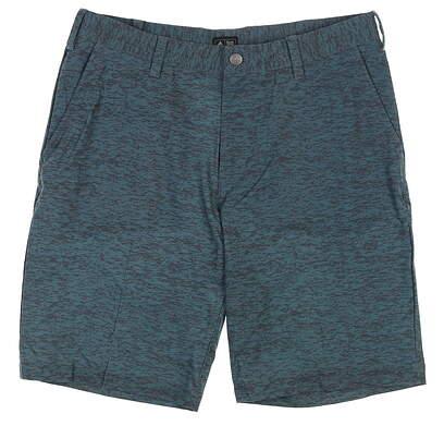 New Mens Adidas Golf Shorts 32 Multi B32377 MSRP $65