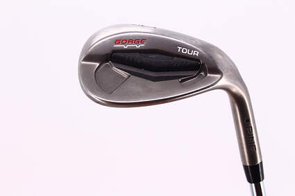 Ping Tour Gorge Wedge Lob LW 60° Ping CFS Steel Stiff Right Handed Black Dot 35.5in