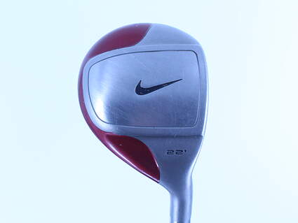 Nike CPR Hybrid 4 Hybrid 22° Nike UST CPR Graphite Stiff Right Handed 39.0in