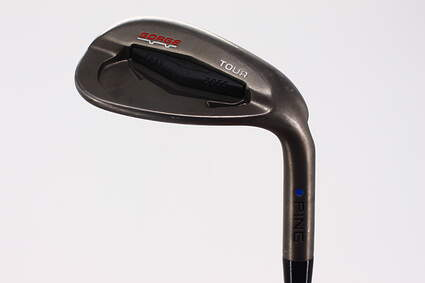 Ping Tour Gorge Wedge Lob LW 58° Standard Sole Ping CFS Steel Stiff Right Handed Blue Dot 35.0in