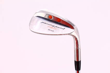 Mint Miura Passing Point Neo PP-W01 Wedge Gap GW 50° 3 Deg Bounce FST KBS Wedge Steel Stiff Right Handed 35.75in