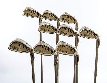 Cobra Lady II Oversize Iron Set 4-PW SW LW Cobra IQ Quad System Graphite Ladies Right Handed 37.25in