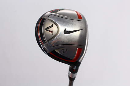 Nike Victory Red Str8-Fit Fairway Wood 3 Wood 3W 15° Nike UST Proforce Axivcore Graphite Regular Right Handed 43.0in