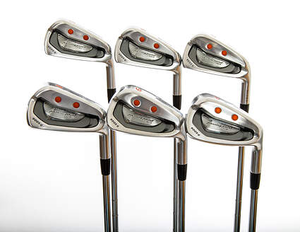 Mint Miura Passing Point Neo 9005G Iron Set 5-PW FST KBS Tour 110 Steel Regular Right Handed 37.75in