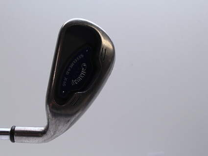 Callaway X-16 Single Iron 4 Iron Callaway Stock Steel Steel Uniflex Right Handed 38.5in