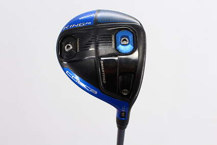 Cobra King F6 Fairway Wood 3 Wood 3W 15.5° Cobra Matrix 65Q4 Red Tie Graphite X-Stiff Right Handed 43.0in