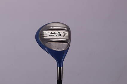 Cobra King Cobra Lady Fairway Wood 7 Wood 7W Stock Graphite Shaft Graphite Ladies Right Handed 39.75in