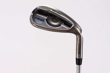 Ping 2016 G Wedge Sand SW Nippon NS Pro 850GH Steel Stiff Right Handed Brown Dot 34.5in