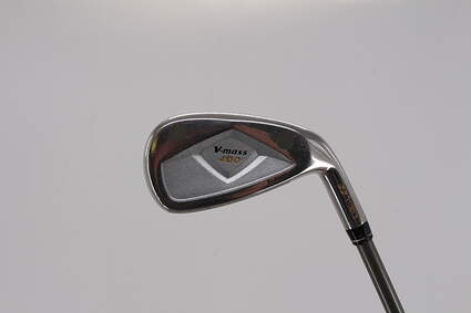 Yonex V Mass 400 Single Iron 4 Iron Stock Graphite Shaft Graphite Lite Right Handed 38.5in