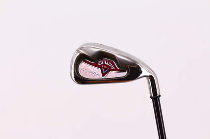 Callaway 2006 Big Bertha Single Iron 4 Iron Callaway Stock Graphite Graphite Ladies Right Handed 37.5in