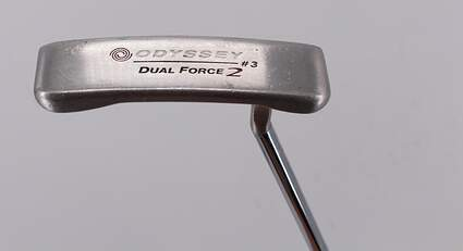 Odyssey Dual Force 2 #3 Putter Steel Right Handed 33.0in