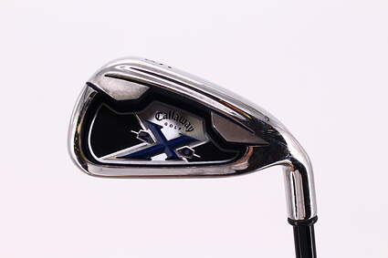 Callaway X-20 Single Iron 5 Iron Callaway x-20 graphite iron Graphite Regular Right Handed 39.0in