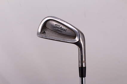 Titleist DCI 990 Single Iron 4 Iron True Temper Dynamic Gold S300 Steel Stiff Right Handed 37.75in