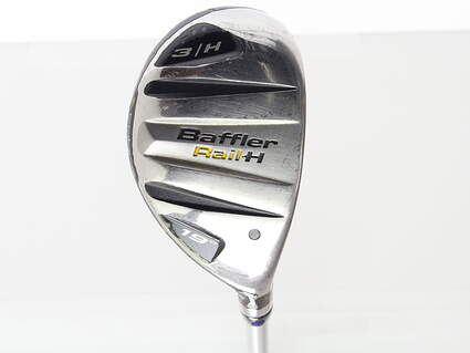 Cobra Baffler Rail H Hybrid 3 Hybrid 19° Cobra Motore Baffler Rail-H Graphite Senior Right Handed 40.5in