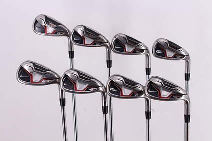 Nike Victory Red S Iron Set 4-PW GW True Temper Steel Uniflex Right Handed 38.5in