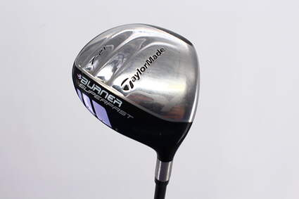 TaylorMade Burner Superfast Fairway Wood 7 Wood 7W 21° TM Matrix Ozik Xcon 4.8 Graphite Ladies Right Handed 41.5in