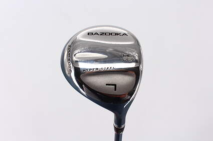 Mint Tour Edge Hyper Steel Fairway Wood 7 Wood 7W 22° Tour Edge Hot Launch 45 Graphite Ladies Right Handed 41.0in