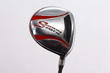 Adams Fast 12 Fairway Wood 5 Wood 5W 18° Adams Stock Graphite 70g Graphite Stiff Right Handed 42.5in