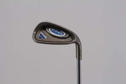 Ping G5 Single Iron 8 Iron Stock Steel Shaft Steel Stiff Right Handed 36.5in