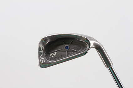 Ping ISI Single Iron 3 Iron Stock Steel Shaft Steel Stiff Right Handed Blue Dot 39.0in