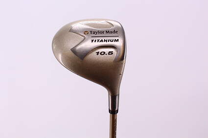 TaylorMade Ti Bubble Driver 10.5° TM Bubble Graphite Ladies Right Handed 43.75in