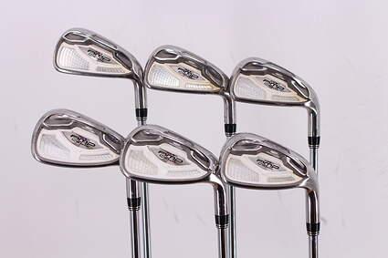 Cobra AMP Cell Silver Iron Set 5-PW True Temper Dynalite 90 Steel Regular Right Handed 38.5in