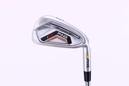 Ping I25 Single Iron 5 Iron Ping CFS Steel Stiff Right Handed Yellow Dot 38.25in