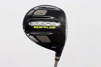 Cobra Baffler T Rail Fairway Wood 3 Wood 3W 16° Cobra Tour AD Baffler Graphite Stiff Right Handed 42.0in