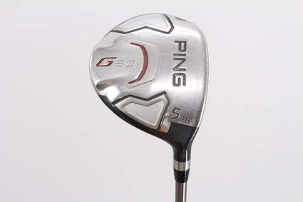 Ping G20 Fairway Wood 5 Wood 5W 18° Ping TFC 169F Graphite Stiff Right Handed 42.0in