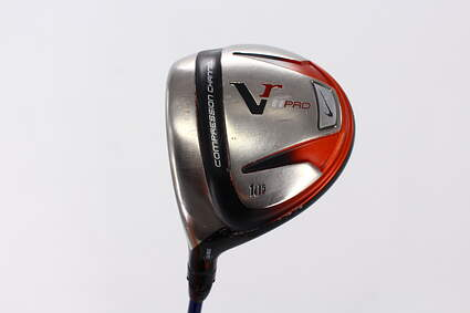 Nike Victory Red Pro Driver 10.5° Project X 5.5 Graphite Graphite Regular Left Handed 45.75in