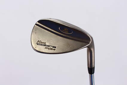 Cobra SS M Wedge Sand SW 54° True Temper Dynamic Gold Steel Wedge Flex Right Handed 35.25in