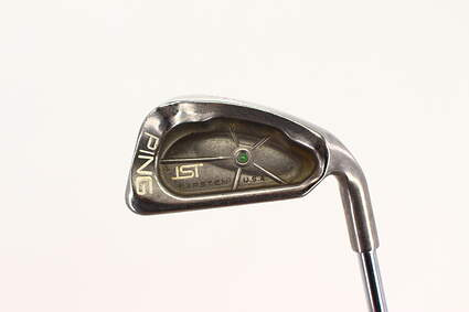 Ping ISI Single Iron 4 Iron Ping JZ Steel Stiff Right Handed Green Dot 38.5in