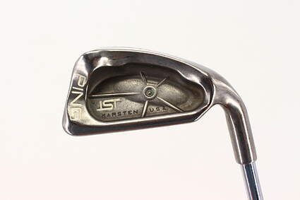 Ping ISI Single Iron 5 Iron Ping JZ Steel Stiff Right Handed Green Dot 38.0in