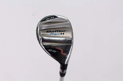 Cobra Baffler Rail H Hybrid 4 Hybrid 25° Cobra Motore Baffler Rail-H Graphite Ladies Right Handed 39.0in