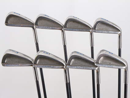 Cobra Baffler Blade Iron Set 3-PW Stock Graphite Shaft Graphite Ladies Right Handed 36.75in