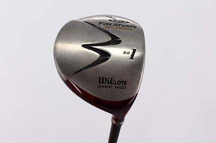 Wilson Staff Deep Red 365 Driver 9° Grafalloy ProLite Graphite Stiff Right Handed 44.75in
