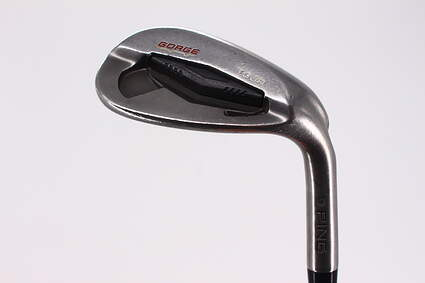 Ping Tour Gorge Wedge Lob LW 60° Ping CFS Steel Stiff Right Handed 35.25in