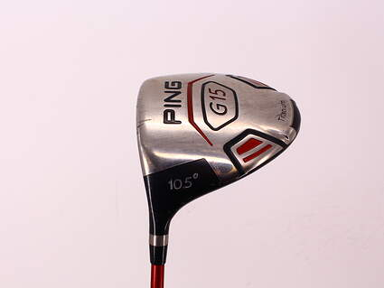 Ping G15 Driver 10.5° Ping TFC 149D Graphite Soft Regular Left Handed 45.5in