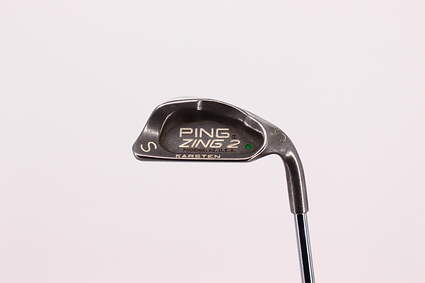 Ping Zing 2 Wedge Sand SW Ping JZ Steel Stiff Right Handed Green Dot 35.75in