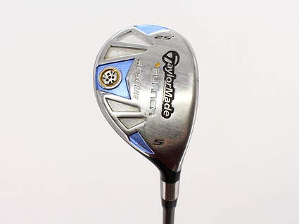TaylorMade Burner Rescue Hybrid 5 Hybrid 25° TM Reax Superfast 50 Graphite Ladies Right Handed 38.25in