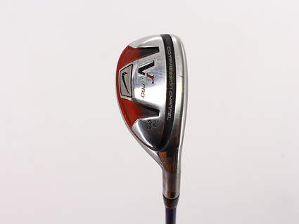 Nike Victory Red Pro Hybrid 3 Hybrid 21° Project X 6.0 Graphite Graphite 6.0 Right Handed 40.75in