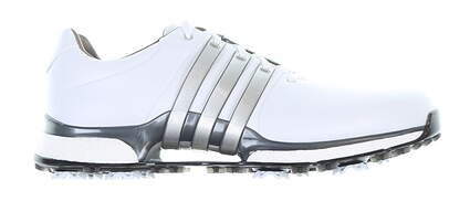 New Mens Golf Shoe Adidas Tour360 XT Medium 11.5 White BB7921 MSRP $199