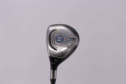 TaylorMade Jetspeed Hybrid 4 Hybrid 22° TM Matrix VeloxT 65 Graphite Regular Left Handed 40.5in