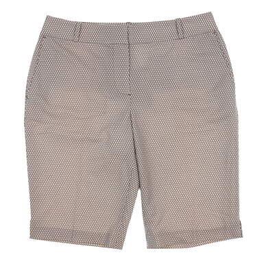 New Womens Fairway & Greene Golf Shorts 6 Brown G32283 MSRP $90